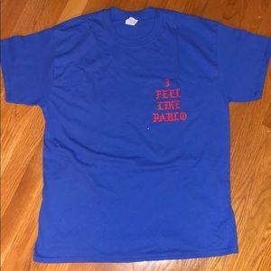 """Men's Kanye """"I Feel like Pablo"""" T-shirt"""